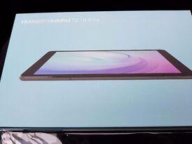 Brand new Mediapad T2 10.0 pro