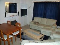 Spacious double room in 3 bedroom flat