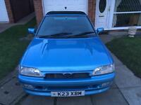 Ford Escort Xr3i/ RS 2000 Cabriolet