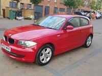 BMW 118I AUTO PETROL, 39000MILEAGE, 1-0WNER WITH SAT-NAV &SERVICE HISTORY