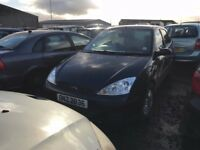 2002 FORD FOCUS LX TD DI 1.8 PETROL BREAKING FOR PARTS ONLY POSTAGE AVAILABLE NATIONWIDE