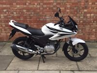 Honda CBF 125, Excellent condition with low mileage