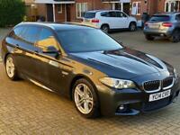 2014 BMW 520D M SPORT TOURING FACELIFT