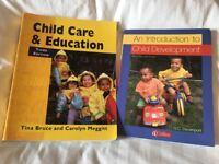 2x Child Development textbooks
