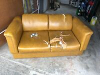 Parker Knoll 2 seater sofa/bed