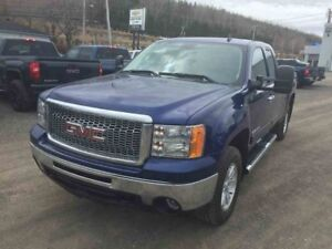 2013 GMC SIERRA 1500 4WD EXTENDED CAB SWB