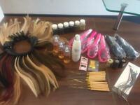 Beauty works hair extensions kit salon & retail products