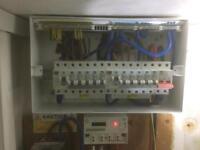 V & B electrician