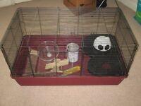 Large hamster cage, the Alaska.