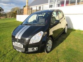 Suzuki Splash 2009 - LOW MILEAGE - £30 tax per year and cheap insurance lovely little car