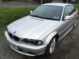 Bmw coupe 2.5