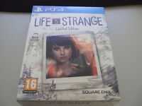 Life is Strange Limited Edition (PS4) New & Sealed