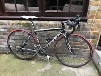 Road racing bicycle felt small size shimano parts ready to go