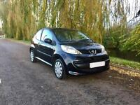 2005 55 Peugeot 107 1.0 1 owner from new Genuine low miles! £1995