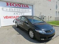 2010 Honda Civic DX-A Coupe  MT