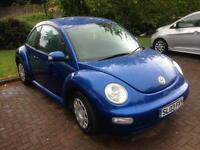 LOVELY 03 BEETLE MOT APRIL LOW MILEAGE ONLY