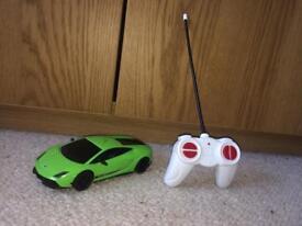 Lamborghini gallardo remote control car