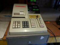 Sharp Cash Register Till