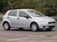 2006 FIAT GRANDE PUNTO ACTIVE 65 1.2 PETROL LONG MOT CLEAN CAR