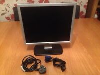 Dell 17inch LCD Flat Panel Monitor (SE177FPf )
