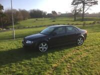 Audi A4 tdi sport.