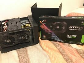 Custom Gaming PC - i5 3570, Nvidia 1050 2GB