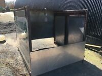 Unimog Woodchip Box - 3 Way Tip