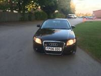 WOW! AUDI A4 S-LINE 2.0 TDI ENGINE FULL MOT AVAILABLE