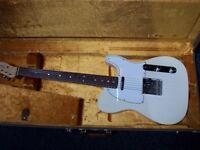 Fender American Vintage 64 Telecaster RW Aged White Blonde 2016