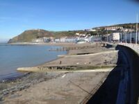 seaside holiday let in Aberystwyth