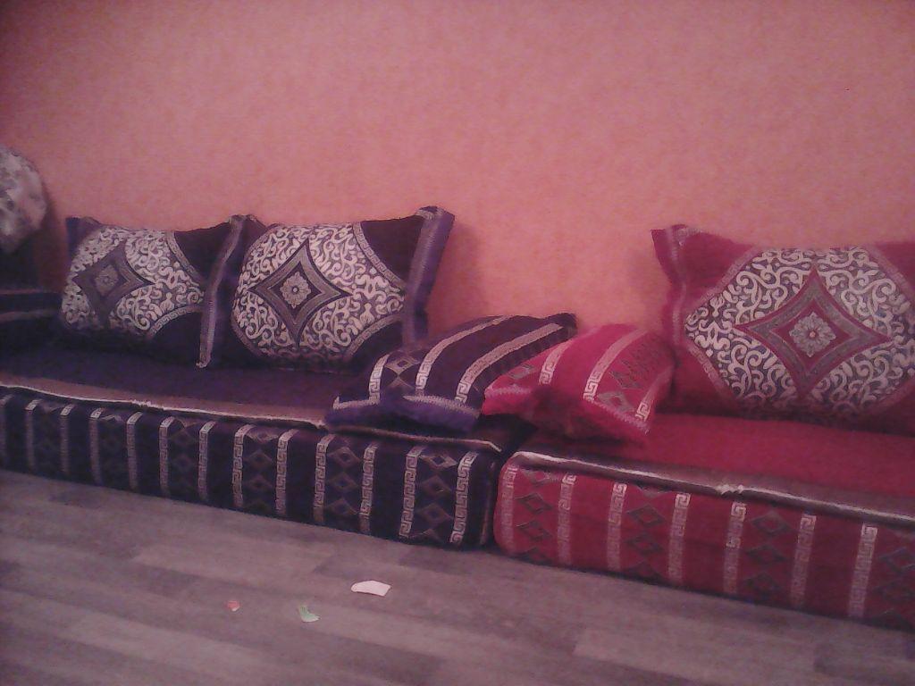 Arabic floor sofa shisha majlis