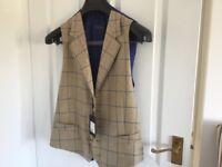 Trotter and Deane men's waistcoat