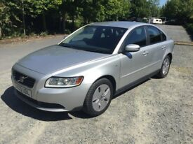 2009 (09) Volvo S40 D Drive - One Owner With FSH