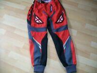 Fly Racing Motocross Pants 28 inch waist.