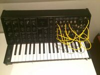 Korg MS 20 Mini Monophonic Analogue Synthesiser - immaculate condition