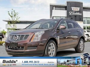2015 Cadillac SRX Luxury 0.9% for up to 24 months O.A.C.! Bi-...