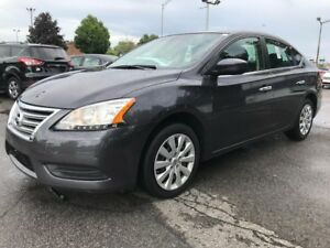 2014 Nissan Sentra *77,000KM* AUTOMATIQUE A/C BLUETOOTH CRUISE