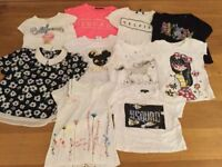 65+ Items of Girls Clothes to Fit Approx Age 9-11 from New Look, H&M, Forever 21, Boden, Gap etc.