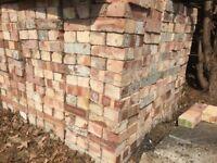 Clean re-cycled bricks
