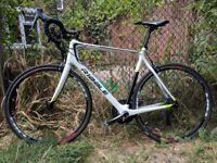 Ribble Evo Pro fully carbon road bike 57cm
