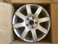 "Genuine VW golf single 16"" immola alloy wheel"