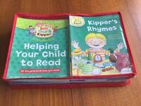 Biff Chip and Kipper levels 1-3 book set