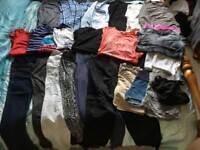 Maternity clothes bundle size M (10-12)