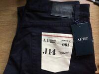 Armani Jeans J14 Dark Navy Blue
