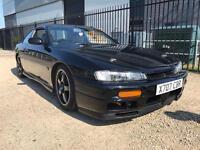 Reduced** Nissan 200sx s14a, Horsham stage 1a, 10 months mot