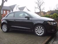 AUDI A1 1.4 TFSI Sport 3dr. Only 13,100 miles. Full Audi service history. Excellent Condition.