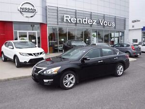 2015 Nissan Altima SL+extended warranty/bose/leather/Gps