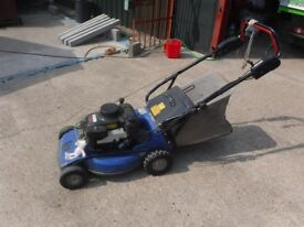 "Robin/ Subaru commercial self propelled rotary mower, 21"" cut"