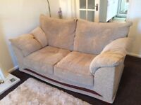 Great condition 3 seater and 2 seater sofas
