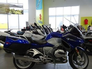 2016 bmw R1200RT Comfort San Marino Blue / Granite Grey ...